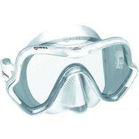 Maski, płetwy i fajki, Maska do nurkowania MARES One Vision Przezroczysty