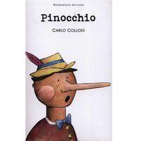 Literatura młodzieżowa, Pinocchio (opr. miękka)
