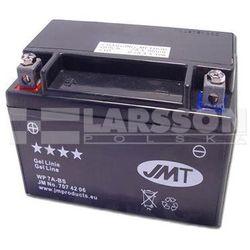 Akumulator żelowy JMT YTX7A-BS (WP7A-BS) 1100483 SYM Symply 25, Aprilia SXV 450