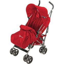 Sun Baby Wózek spacerowy Almond, czerwony - BEZPŁATNY ODBIÓR: WROCŁAW!