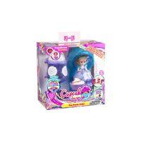 Lalki dla dzieci, Cupcakes Surprise Lalka Zestaw 3Y33HJ Oferta ważna tylko do 2022-05-28