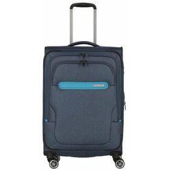 Travelite Madeira walizka średnia poszerzana 67 cm / granat - niebieski ZAPISZ SIĘ DO NASZEGO NEWSLETTERA, A OTRZYMASZ VOUCHER Z 15% ZNIŻKĄ