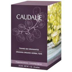 Caudalie Draining Organic Herbal Teas   Drenujące ecoherbaty ziołowe 30g (20 saszetek)