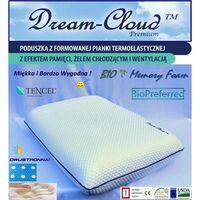 Poduszki, Poduszka Dream-Cloud Premium Bio Chłodząca-Wentylowana 58x35x11cm