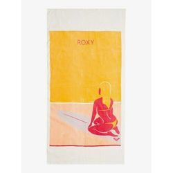 ręcznik ROXY - Pink Lollipop Snow White (WBK0)