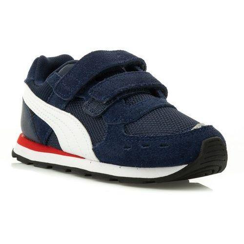 Pozostałe obuwie dziecięce, Buty treningowe męskie Puma Vista V Inf (369541-02)