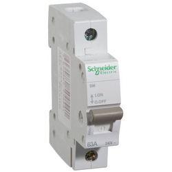 Rozłącznik izolacyjny modułowy SW 1P 63A 240VAC A9S62163 Schneider Electric