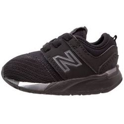 New Balance Półbuty wsuwane black