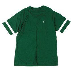 koszula BRIXTON - Malden S/S Knit Heather Forest (HTRFR) rozmiar: L