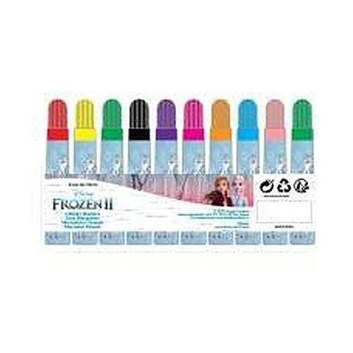 Zestawy plastyczne, Zestaw flamastrów - Frozen II