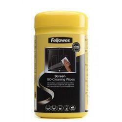 Ściereczki do ekranów Fellowes - tuba 100 szt. 9970330