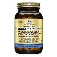 Witaminy i minerały, Modulatory Homocysteiny 60kaps