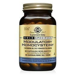 Modulatory Homocysteiny 60kaps