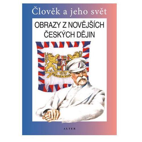 Pozostałe książki, Obrazy z novějších českých dějin František Čapka