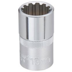 Nasadka spline Yato 1/2 15 x 38 mm