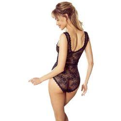 Anastazja body damskie koronkowe Eldar First Lady Fashion Czarne Wiosenna (-8%)