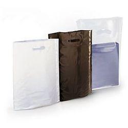 Torby foliowe typu market z wyciętym uchwytem RAJASHOP