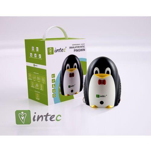 Inhalatory i nebulizatory, Inhalator Intec Pingwin (CN-02WF2)