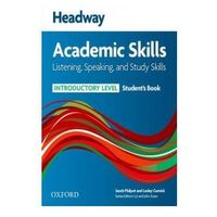 Pamiętniki, dzienniki, listy, Headway Academic Skills: Introductory: Listening, Speaking, and Study Skills Students Book