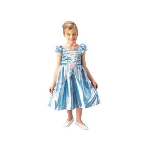 Kostiumy dla dzieci, Kostium Księżniczka Kopciuszek - 116 cm - M - 116 cm