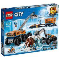 Klocki dla dzieci, 60195 ARKTYCZNA BAZA MOBILNA (Arctic Mobile Exploration Base) KLOCKI LEGO CITY