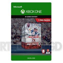 Madden NFL 17 - 7 Pro Packs [kod aktywacyjny]