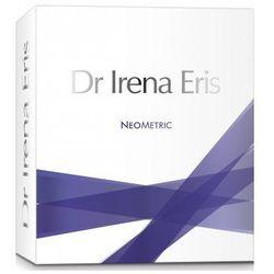 SET Dr Irena Eris Neometric (W) krem odmładzający kontur twarzy, na dzień SPF 20 50ml + krem aktywujący młodość skóry, na noc 50m + kapsułki redukujące zmarszczki wokół oczu i ust, 7 szt.