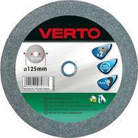 Tarcze ścierne, Tarcza do szlifowania VERTO 61H605 150 x 20 x 20 mm do metalu (2 sztuki)