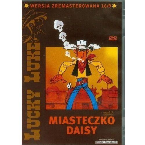 Filmy animowane, Lucky luke - miasteczko daisy dvd/cass/ (Płyta DVD)