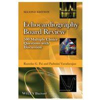 Książki medyczne, Echocardiography Board Review (opr. miękka)
