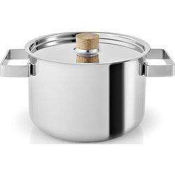 Garnek stalowy Nordic Kitchen 3 l