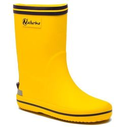 Kalosze NATURINO - Rain Boot 0013501128.01.9103 S Giallo/Bleu