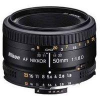 Obiektywy do aparatów, Nikon obiektyw Nikkor AF 50 mm f/1,8 D - BEZPŁATNY ODBIÓR: WROCŁAW!