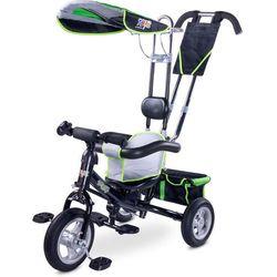 Caretero Rowerek 3-kołowy DERBY GREEN TOYZ-0311