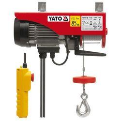 YATO Elektryczny wciągnik Yato 1050 W 300/600 kg