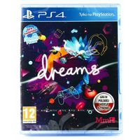 Gry na PS4, Dreams (PS4)