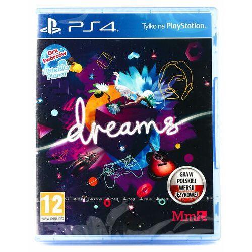 Gry PS4, Dreams Gra PS4 DARMOWY TRANSPORT