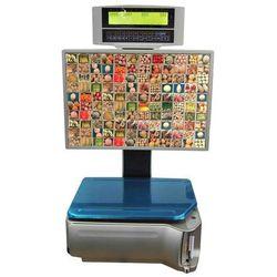 Waga etykietująca samoobsługowa ze 120 klawiszami DIGI SM-5100BS(120)