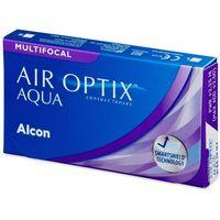 Soczewki kontaktowe, Air Optix Aqua Multifocal 6 szt.