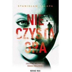 Nieczysta Gra - Stanisław Sałapa (opr. broszurowa)