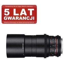 Samyang 100mm T3.1 VDSLR ED UMC MACRO Canon