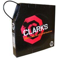 Pancerze i linki, Pancerz hamulca Clark's 2P 5mm z teflonem czarny na metry