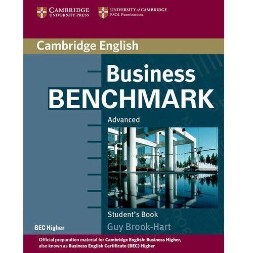 Książki do nauki języka, Business Benchmark Advanced Student`s Book BEC Edition (opr. miękka)