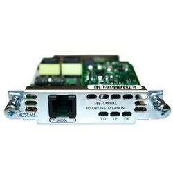 WIC-1SHDSL-V3 One port G.shdsl WIC with 4-wire support