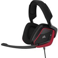 Pozostałe gry i konsole, Corsair słuchawki gamingowe Void Elite Surround, czerwone (CA-9011206-EU)