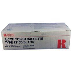 Wyprzedaż Oryginał Toner Ricoh do FAX AF FX10 T1210D 430438 | 4 500 str. | czarny black