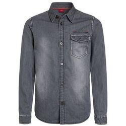 s.Oliver RED LABEL LANGARM Koszula grey/black denim