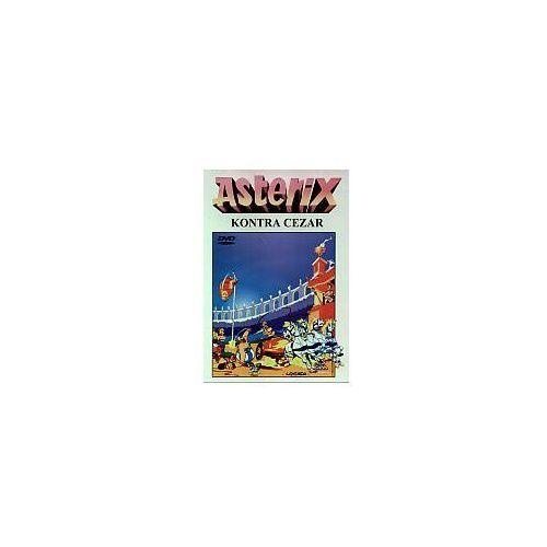 Bajki, Asterix kontra Cezar (DVD) - Paul Brizzi OD 24,99zł DARMOWA DOSTAWA KIOSK RUCHU