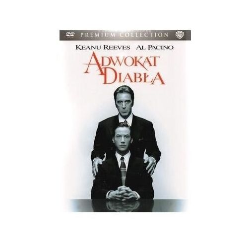 Thrillery, Film GALAPAGOS Adwokat diabła (Premium Collection) The Devil's Advocate