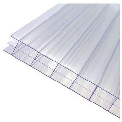 Płyta poliwęglanowa 16 mm 1 x 2 m transparentna
